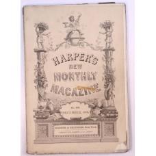 Boyhood of Christ, Harper's Monthly December 1886, Saint Nicholas
