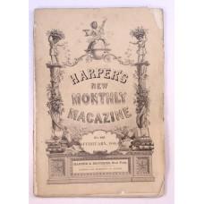 Battle of Trafalgar, Harper's Monthly February 1886, Kentucky, Kissimmee