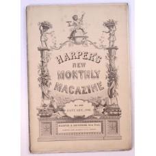Devonshire, Harper's Monthly January 1886, Persia, Teheran, Pennsylvania Oil