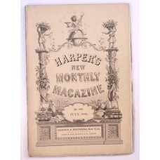 Fishing, Harper's Monthly July 1886 New York Produce Exchange, Bunker Hill ,New York Produce Exchange, Maman