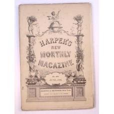 Cumberland Gap, Harper's Monthly June 1886 U.S.Navy, Sugar-Mills,Pope Alexander VI