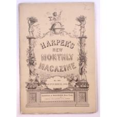 Ferdinand Barbedienne, Harper's Monthly September 1886 Girls on the Beach,British Parliament