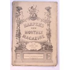 Frederic Remington Harper's Monthly April 1898 John Kendrick Bangs Cycle