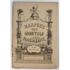 Port Tarascon Harper's Monthly August 1890 Berlin, Custer's Last Battle