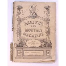 Frederic Remington Harper's, Massai, January 1898, Thulstrup, Frederick Augustus Mitchel