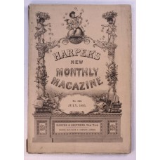 Frederic Remington Bear-Chasing Harper's July 1895 Mark Twain, University of Pennsylvania