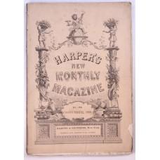 Harper's Monthly November 1890