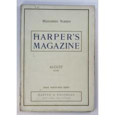 Harper's Monthly August 1908