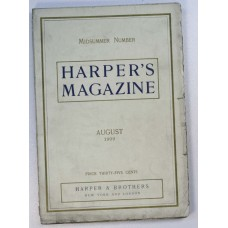 Harper's Monthly August 1909
