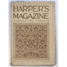 Harper's Monthly April 1913