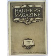 Harper's Monthly April 1915