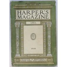 Harper's Monthly April 1916
