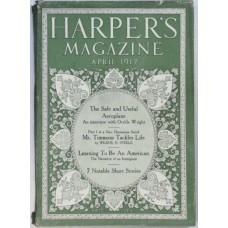 Harper's Monthly April 1917
