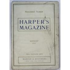Harper's Monthly August 1910