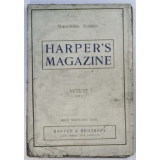 Harper's Monthly August 1911