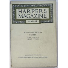 Harper's Monthly August 1916