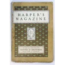 Harper's Monthly October 1912