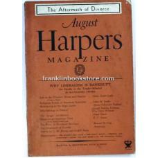 Harper's Monthly August 1934