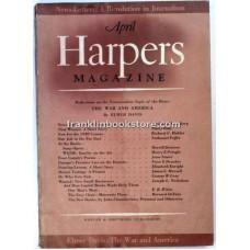 Harper's Monthly April 1940