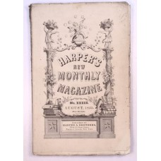 Harper's Monthly August 1853