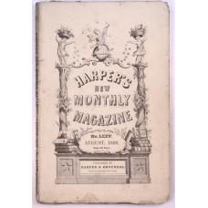 Harper's Monthly August 1856