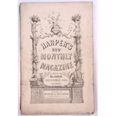 Harper's Monthly December 1855