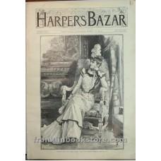 Harper's Bazar April 22 1899