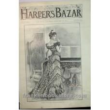 Harper's Bazar February 18 1899