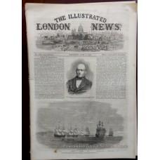 1861 London Illustrated News June 16, American Civil War