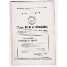 Halifax Explosion February 1918 Maine Medical Visceral Syphilis