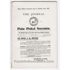 Valorus Perry Coolidge March 1918 Maine Medical World War I