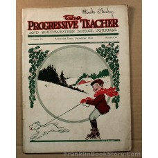Christmas Knoxville Tennessee Progressive Teacher 1920