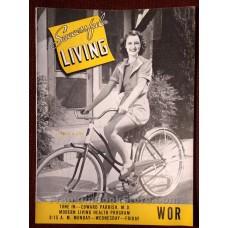 Travel Trailers April 1938 Successful Living Jeanette MacDonald