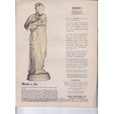 Vintage 1947 Ideals Mother's Vol. 2 Magazine