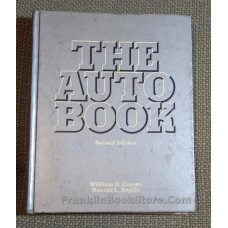 Auto Repair Book by William H. Crouse and Donald L. Anglin 1979