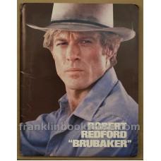 Brubaker - Movie Press Kit 1980 Redford 11 Photos