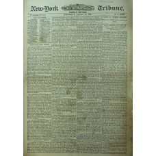 1889 New York Tribune August 21, State of Eastern Washington
