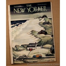 The New Yorker April 2, 1949 Tennis Reginald Weir, Wire Tapping