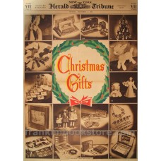 Christmas Gifts - Pictures December 4, 1938 New York Herald Tribune