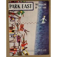 Park East Magazine, August 1952, Joe Bascom Coney Island Nathan's, TV
