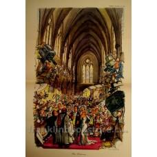 1956 Punch November 28 Holy Matrimony by Norman Mansbridge