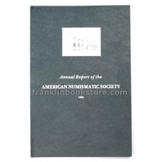 American Numismatic Society Report 1982