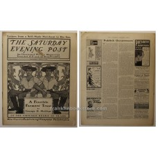 Saturday Evening Post August 3, 1901 Farmers