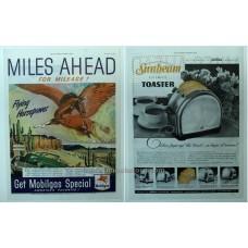 1947 Mobilgas Flying Horse