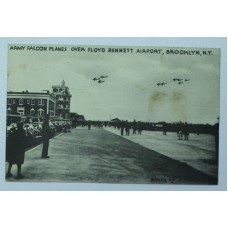 Army Falcon Planes Over Floyd Bennett Airport, Brooklyn, N.Y. 1930