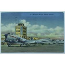Municipal Airport, Atlanta, Georgia 1947