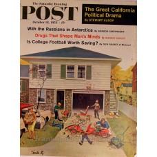 Building a Go-Cart Cover Art Post October 18, 1958