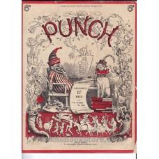 Punch Humor Magazine December 17, 1952