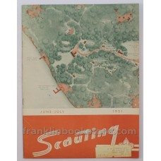 Scouting 1951 June-July