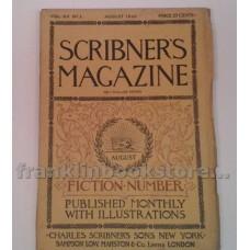 1892 Scribner's Magazine August